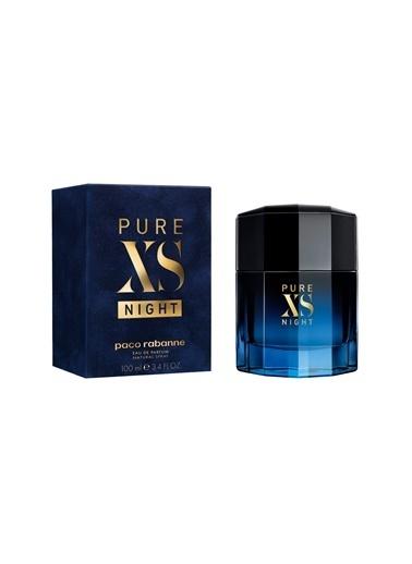 Paco Rabanne Pure XS Night EDP 100 ml Erkek Parfümü Renksiz